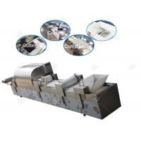Quality PLC Control Cereal Bar Machine , Seasame Brittle Seasame Candy Bar Making Machine for sale