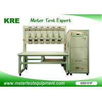 Quality Watt Hour Calibration Test Bench , 6 Positions Electric Meter Testing Equipment for sale