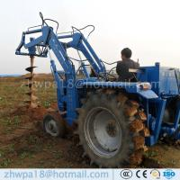 Quality For making tree holes TRACTOR AUGERS BORE THROUGH for sale