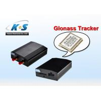 Quality 1800MHz / 1900MHz GT1612 2G GPS Glonass Tracker Over Speed Alarm for sale