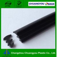 Quality Wooden Door PVC EPDM Sealing Strip Silicone Rubber Moulding 90 shore A Hardness for sale