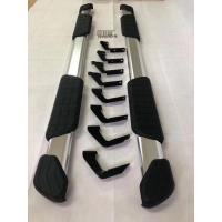 Quality Double Car Truck Side Steps , Chrome Running Boards Aluminum Polished Surface for sale