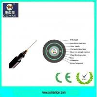 Double Jacket Direct burial cable fiber optic Cable Price Single Mode and Muti Mode GYXTW53