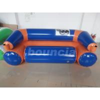 Quality Inflatable Water Sport / Inflatable Floating Sofa For Pool for sale