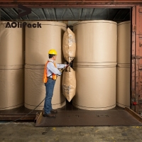 China Pallet AL1522 1500*2200mm Shipping Container Airbags on sale