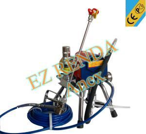 China High Efficiency Electric Airless Paint Sprayer 17kg EZ RENDA Piston Pump on sale