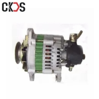 Quality Isuzu 4JG2 Truck Alternator LR180-501 Truck Electrical Parts for sale