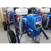 China 8.3L/Min Heavy Duty Gas Airless Paint Sprayer With High Performance Honda Engine on sale