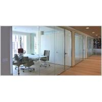 Quality Free Design Hot Selling Foldable Wall Standard Conference Room Frameless Glass Partition Wall System for sale