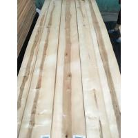 Quality Rustic Knotty Maple Veneer with Double Colors from www.shunfang-veneer.com for sale
