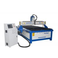 Quality Hobby Cnc Plasma Cutter Cnc Sheet Cutting Machine For Aluminium / Stainless / Iron for sale