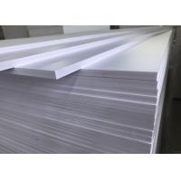 Quality Water Resistance Rigid Pvc Foam Board Outdoor Cabinet Sheets Polyvinyl Chloride Material for sale
