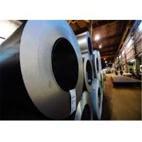 Quality Strong Anti Corrosion Cold Rolled Steel Coil With Dull And Mirror Finish for sale