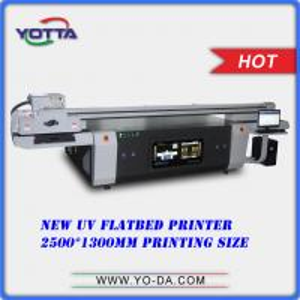 Quality digital poster printing machine uv flatbed printing machine for sale