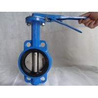 Quality Water Type Butterfly Valve for sale