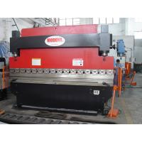 Buy Carbon Steel Metal Frame 200 Ton Hydraulic Press Brake Machine With 47 Years Making History at wholesale prices
