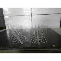 China Polycarbonate Bird Control Spikes , Full PC Bird Spike Fabrication on sale