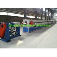 Buy cheap Small EPDM Rubber Extrusion Line 20-40 Cubic Meter For Air Conditioner Insulation Foam Pipe from Wholesalers