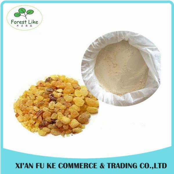 Buy Mastic Gum Powder Olibanum /Frankincense Extract Boswellic Acid 65% at wholesale prices