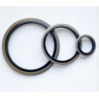 Industry 30mm Bonded Sealing Washers Stainless Steel Silver