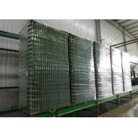 China Plastic Automatic Pallet Stretch Film Wrapping Machine Programmable Control on sale