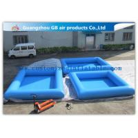 09mm Pvc Tarpaulin Small Inflatable Pool Portable Swimming For Kids