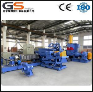Quality PVC granules making machine line for sale