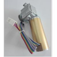 Quality Low Noise High Quality Round Brushless Automatic Sliding Door Motor of 12VDC and 40W for sale
