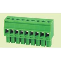 Quality Brass Conductor PCB Terminal Block Solder Terminal Block UL94 V-O 28-16 AWG for sale