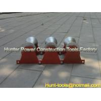 Quality 3 Rollers Manhole Frame with Aluminum roller body for sale