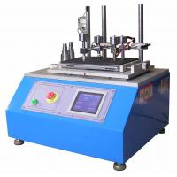 Quality Silkscreen Print Abrasion Testing Machine Anti Abrasion Test 80 gf - 1000 gf for sale