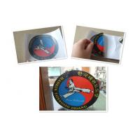 Quality PET / PVC / Paper / Vinyl Car Stickers Decorative Wall Mirror Decals for sale