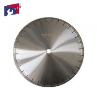 Quality Smooth Granite Saw Blade Circular Scroll Cutting Disc For General Use for sale