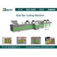 Quality Continuous and Automatic Sesame Cereal Bar Making Machine , peanut Chikki Machine for sale
