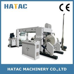 Quality Good Quality Poly Film Cutting Machine,MG Paper Slitting Machine,Kraft Paper Slitter Rewinder for sale