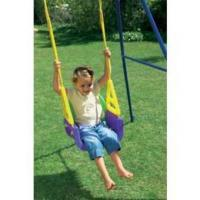 China Environmental protection Roto- moulded outdoor  child swing seat for garden on sale