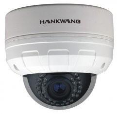 Quality ATW / MANUA Motion Detection Gain Control OSD Menu LED Smart Vandalproof IR Dome Camera for sale