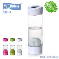 Quality Alkaline Bpa Free Sports Water Bottles Eco Friendly Fashionable Custom Logo for sale