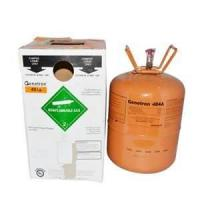China 24BL/10.9kg disposable cylinder packing refrigerant gas r404a Retrofited for R502 on sale