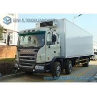 Quality JAC 20 tons freezer refrigerated truck and trailer for sale in Madagascar for sale