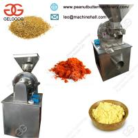 Quality Large CapacitySpice Pulverizer Machine Working Design For Sale for sale