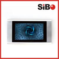 Buy cheap On Wall Aluminum Shell POE 7inch Touch Screen for Conference Room from Wholesalers