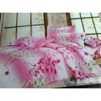 Quality Printed Polyester Bedsheet for Africa (LJ-N79) for sale