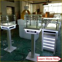 Quality Customized good quality mdf cabinet for jewelry,jewelry cases and displays for sale