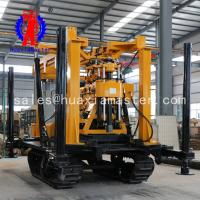 China supply crawler type water well digging equipment hydraulic water well casing pipe drilling rig for sale in japan on sale