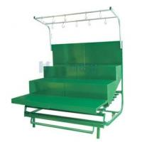 Quality OEM Heavy Duty High Steel Fruit And Vegetable Display Stands Shelf and Rack for sale