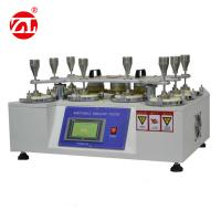 Quality Texitle Abrasion Resistance Testing Machine , Fabric Abrasion Testing Machine ASTM D4970 for sale