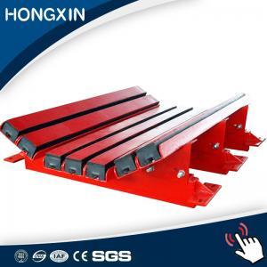 Quality Wear Resistant Comveyor Belt Polyurethane Rubber Impact Bed/bar for sale