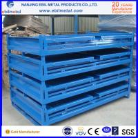 Quality ISO / CE Qualified Stackable Steel Wire Box with Cheap Price from Chinese Manufacturer for sale