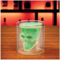 Buy cheap Double wall beer mug vodka glasses manufacturer from Wholesalers